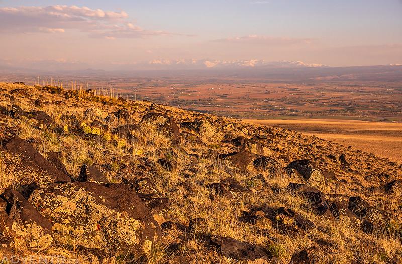 Sneffels Range View
