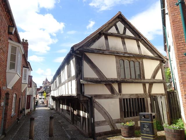 Butchers Row House Museum.