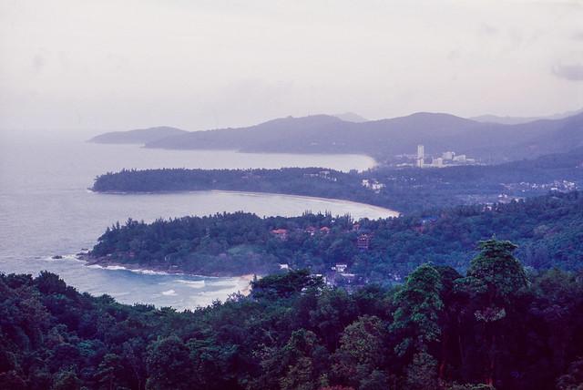 Triple bay, Phuket