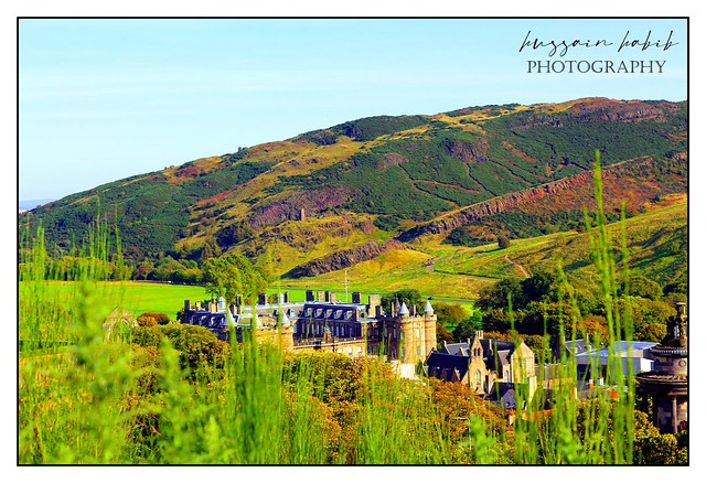 Palace of Holyrood-Scotland UK