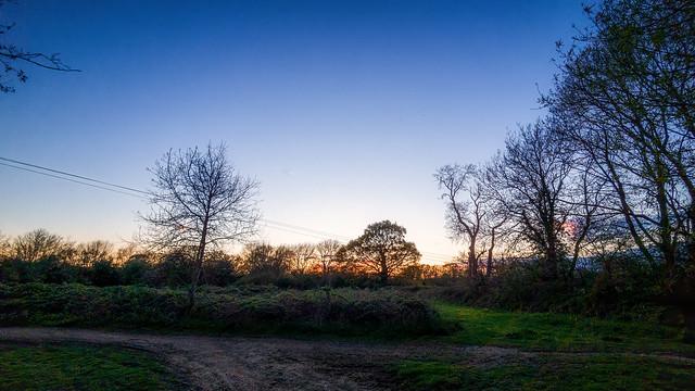 Charvil sunset