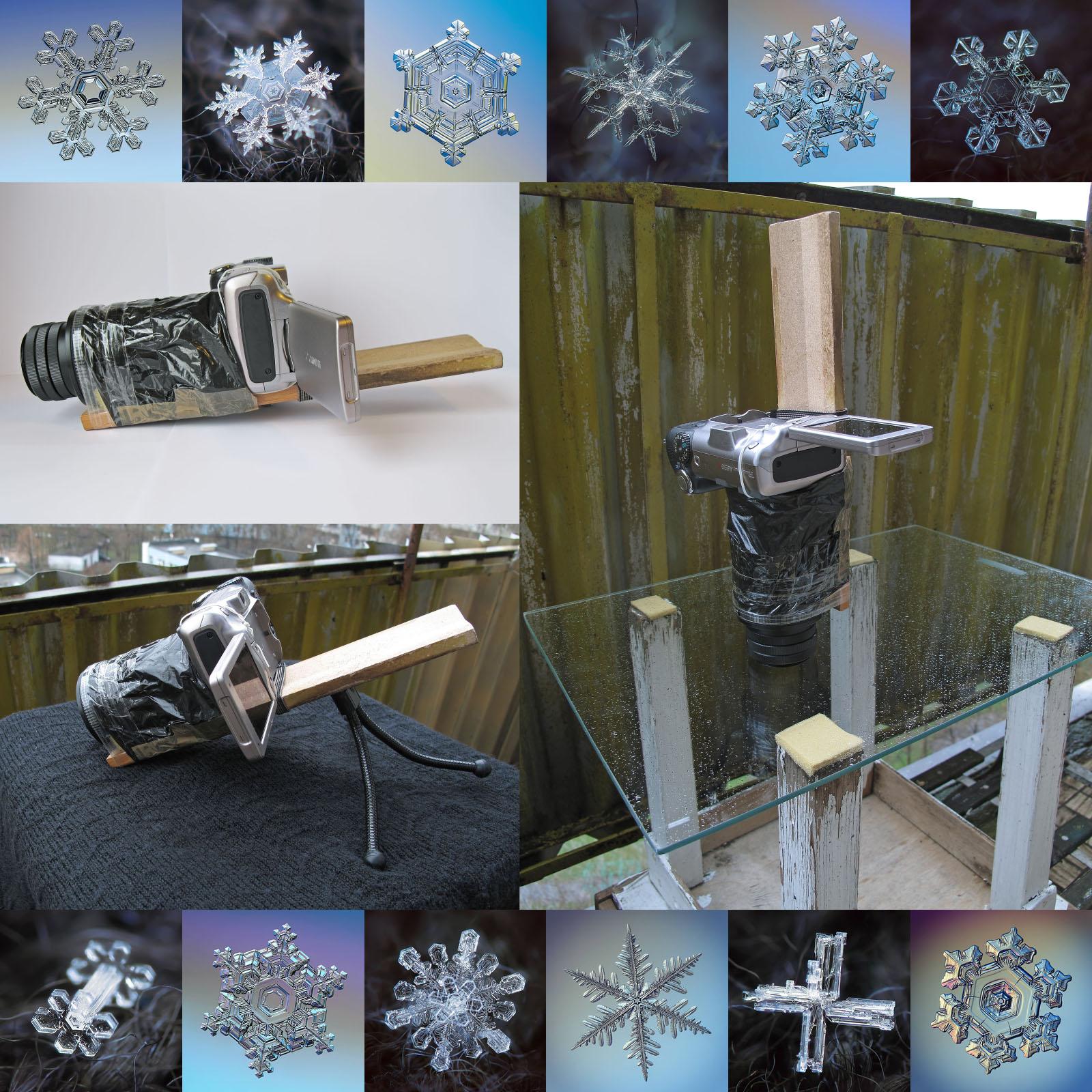 Article about snowflake macro photography - Alexey Kljatov