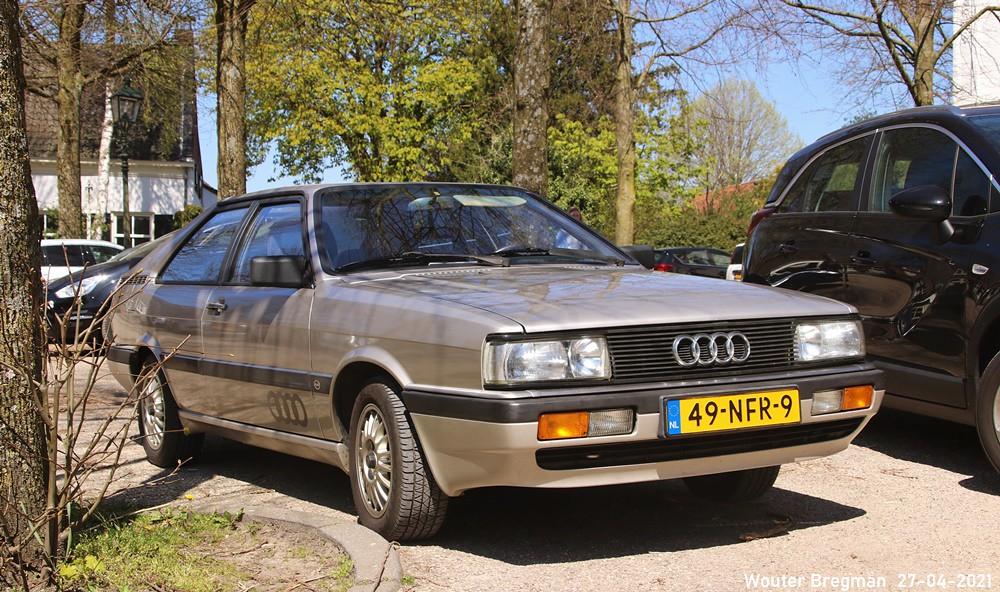 Audi Coupé GT 1986