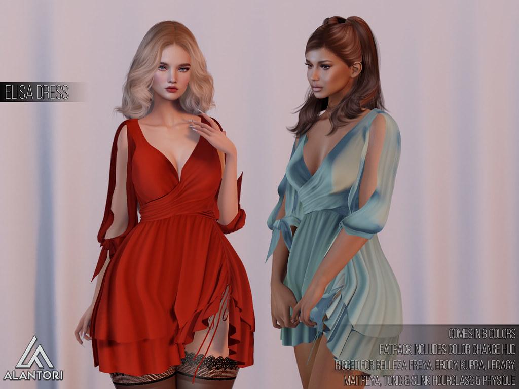 ALANTORI | Elisa Dress