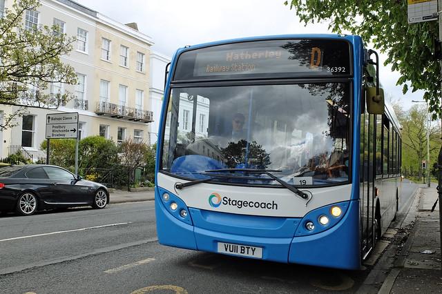 Stagecoach VU11 BTY, Cheltenham