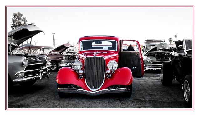 Ford 1933 Coupé