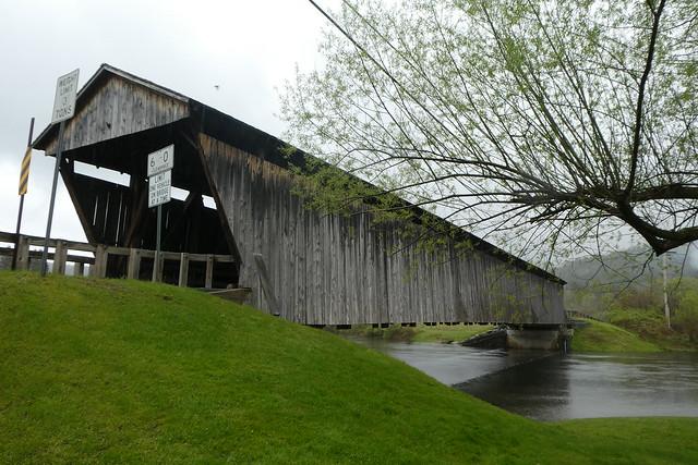 Downsville Covered Bridge (4)