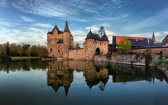 Satzvey Castle - Satzvey - NRW - Germany