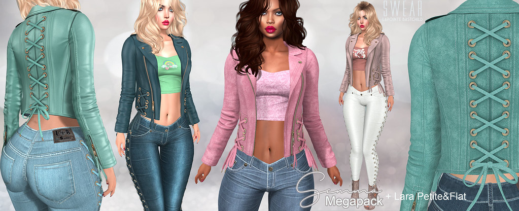 L&B@IBTC Event – Lara Petite & Flat update Gemma Leather and Suede Jackets!
