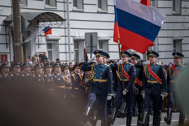 9 мая 2021, День Победы (Тверь)   9 May 2021, Victory Day (Tver)