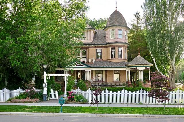 Whitmore Mansion, Nephi, UT