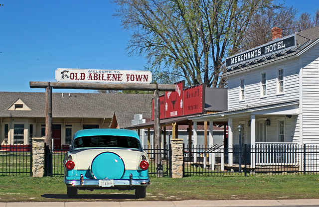 Historic Old Abilene Town