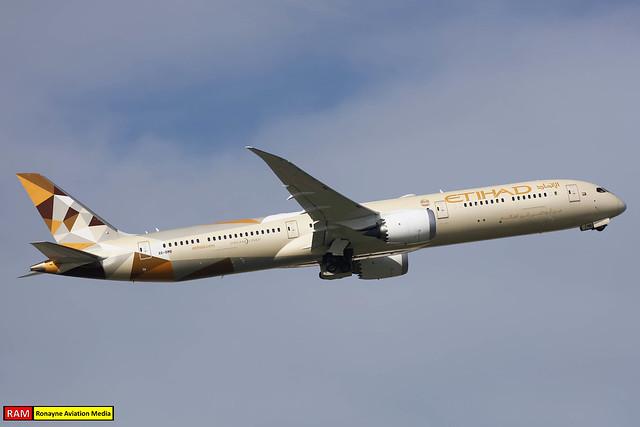 A6-BMB   Boeing 787-10 Dreamliner   Etihad Airways