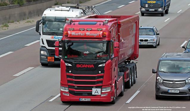 NR MM 530 Scania 02-07-2020 (Germany)