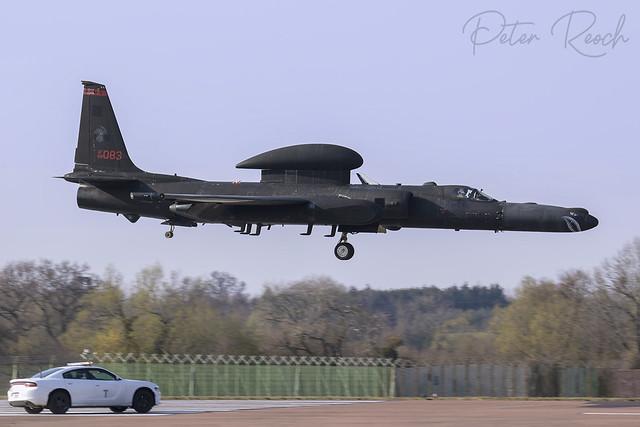 80-1083 / United States Air Force / Lockheed U-2S