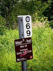 Overnight Adventure - Katy Trail: Defiance to Marthasville and back & Campout at Babler Srate Park ~ #MOAdventures #KatyTrail #Cycling