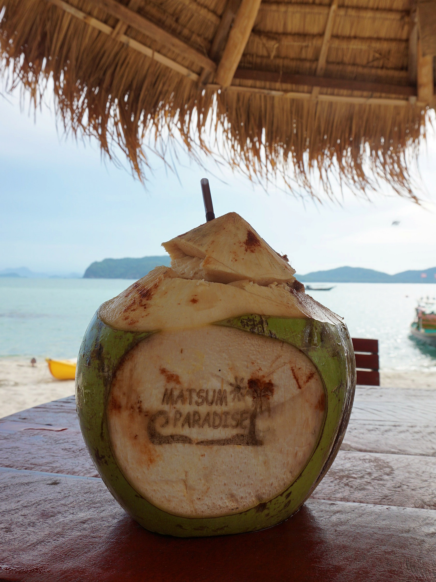koh madsum coconut