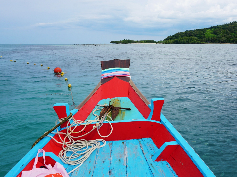 koh samui longtail boat