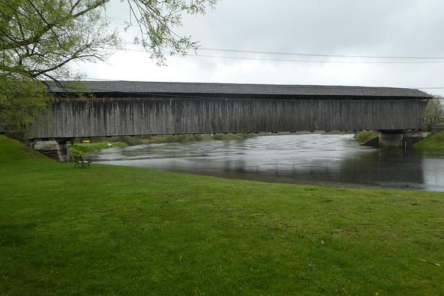 Downsville Covered Bridge (1)