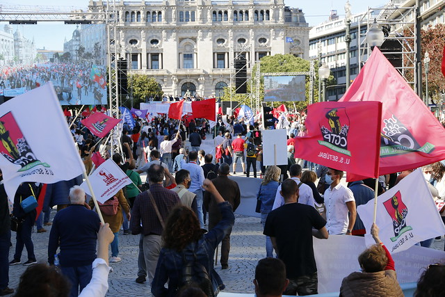 8 de Maio - Manifestação Nacional no Porto