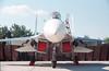 43blue  Sukhoi Su-27 Flanker Ukrainian AF