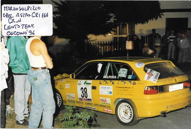 Opel Astra GSI 16V Gr.N