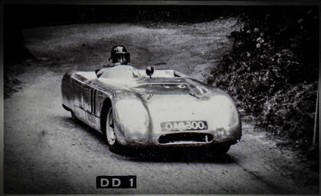 1950s Mistral Kit Car