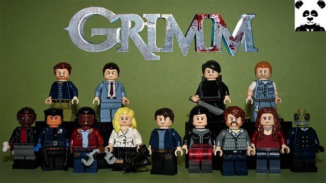 Grimm (2011 - 2017)