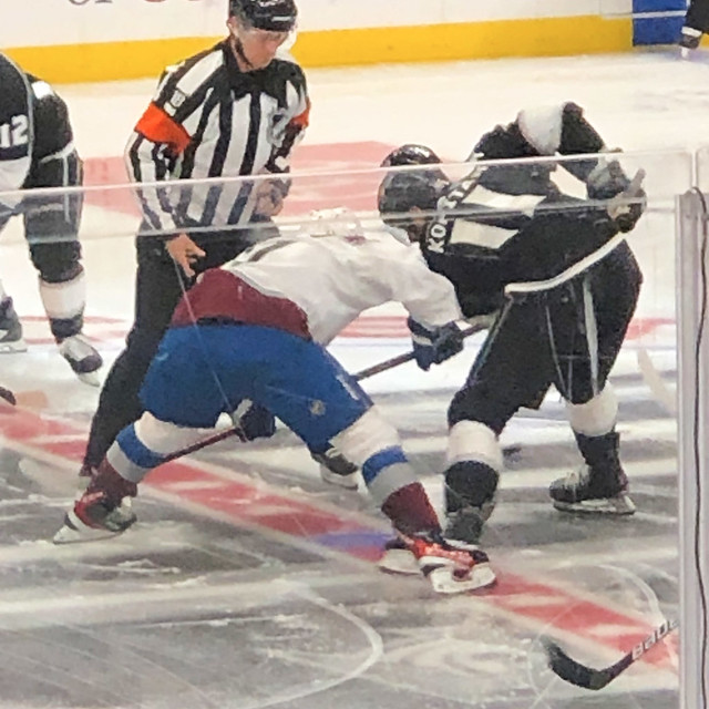 Opening Face Off