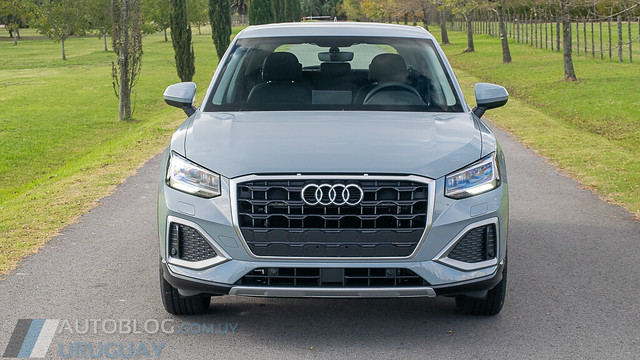 Contacto Audi Q2 Advanced 35 TFSI 1.4 Tiptronic