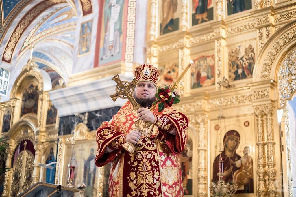 09 мая 2021, Божественная литургия в Воскресенском Новодевичем монастыре / 09 May 2021, Divine Liturgy at the Novodevichy monastery