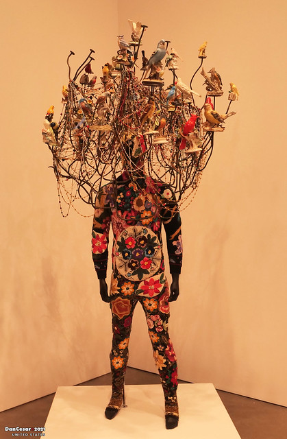 Soundsuit, 2009, Nick Cave, b. 1959