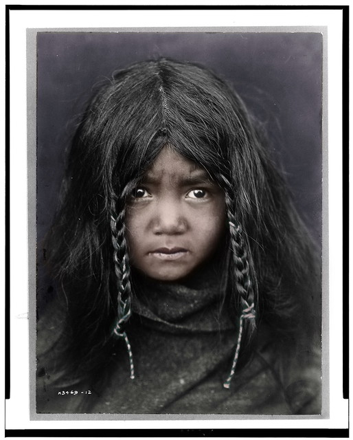 Quilcene boy between 1900-1910
