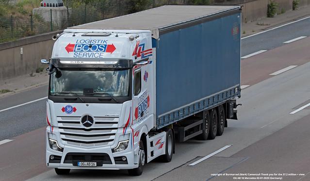 OG AB 16 Mercedes 02-07-2020 (Germany)
