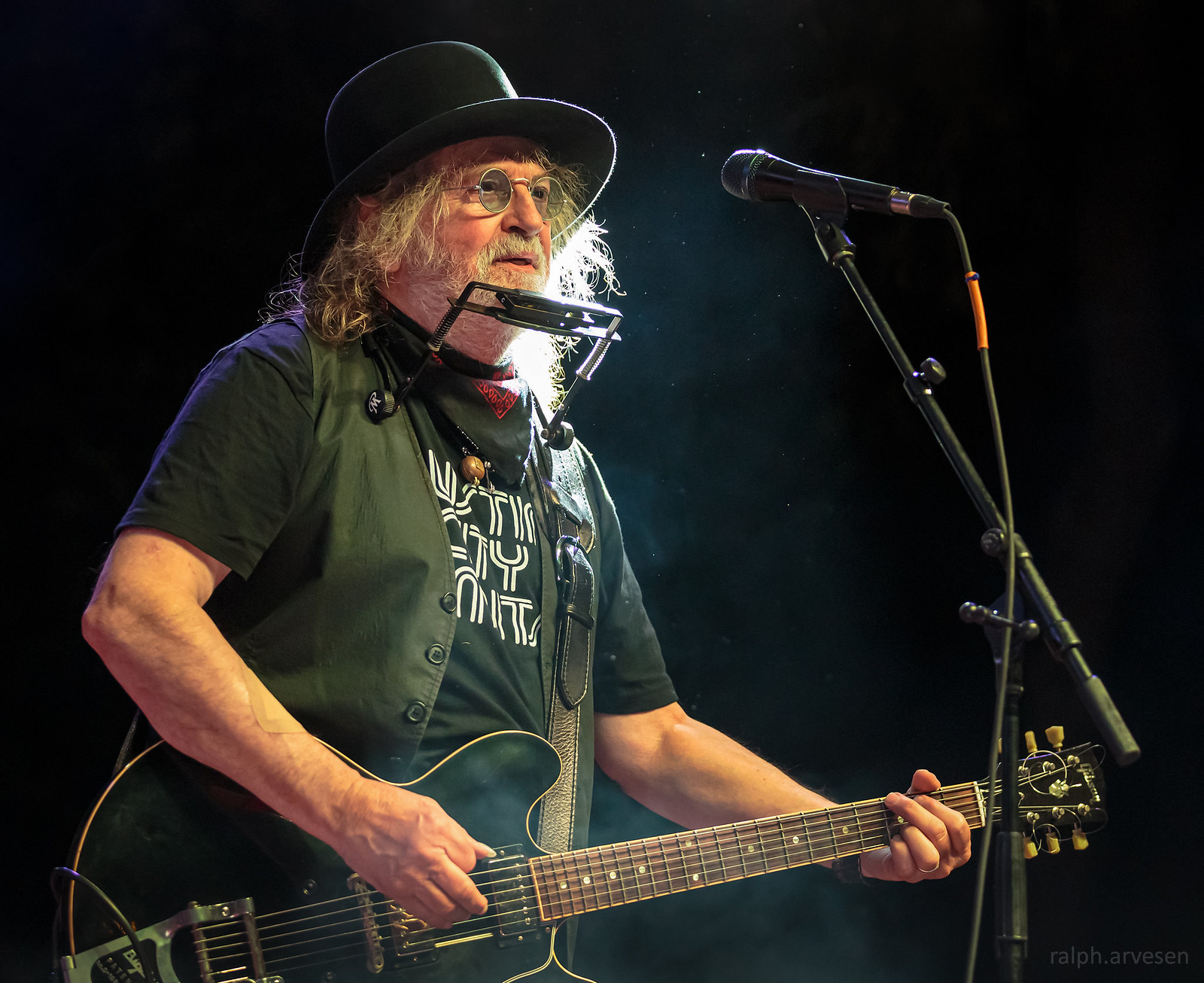 Ray Wylie Hubbard | Texas Review | Ralph Arvesen