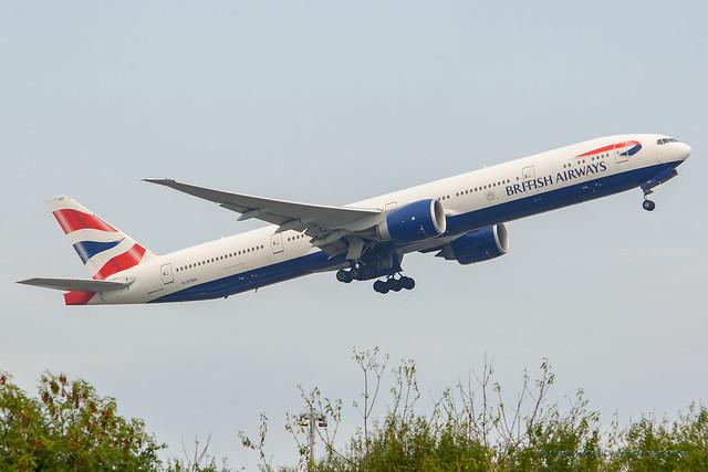 G-STBH British Airways