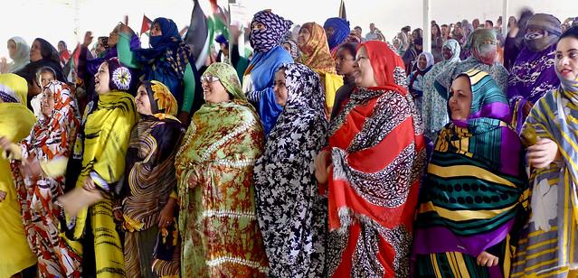 Mujeres saharauis (In Explore May 10, 2021)