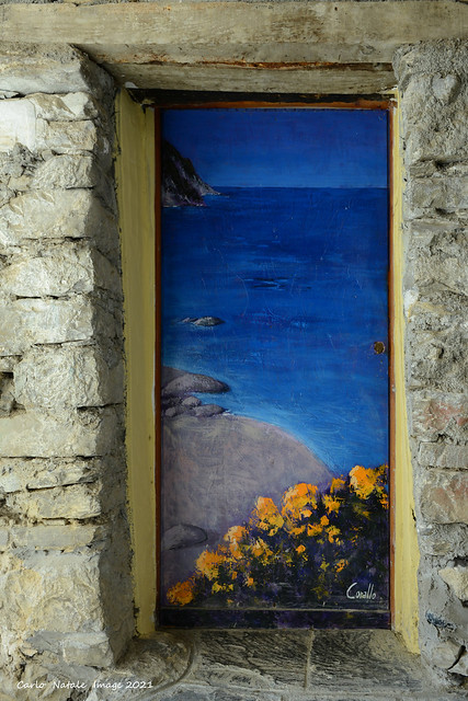 Paesaggio ligure di Levante