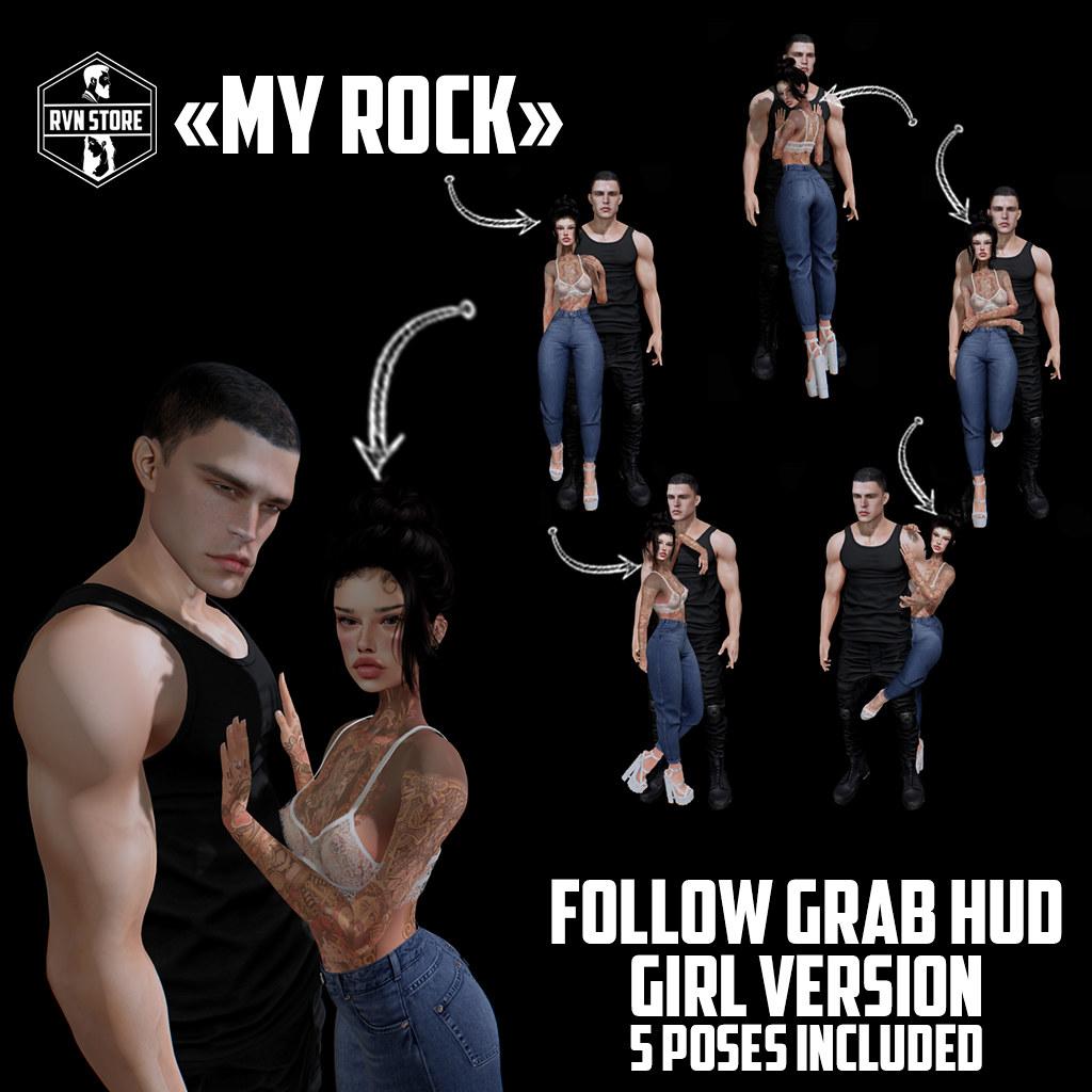 rvn – my rock