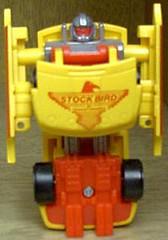 Gobots Variant Gearhead