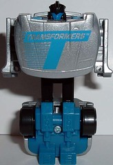 Japanese Gobot Leader Megatron