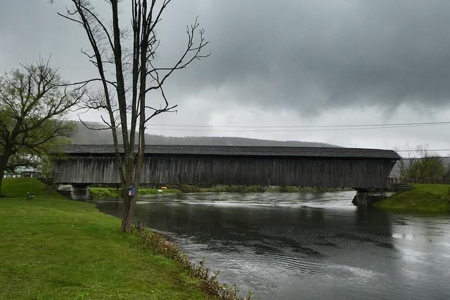 Downsville Covered Bridge (3)