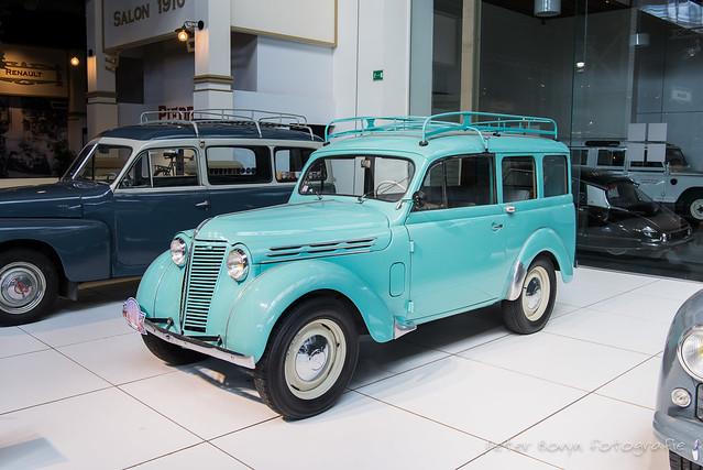 Renault Dauphinoise - 1956