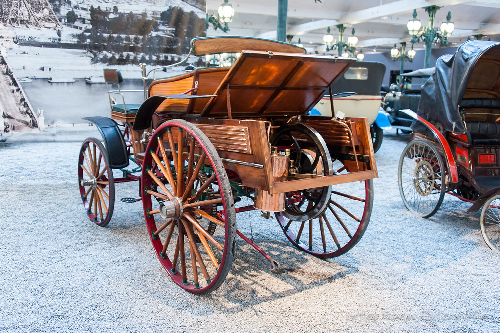 Benz Victoria Vis-à-Vis - 1893