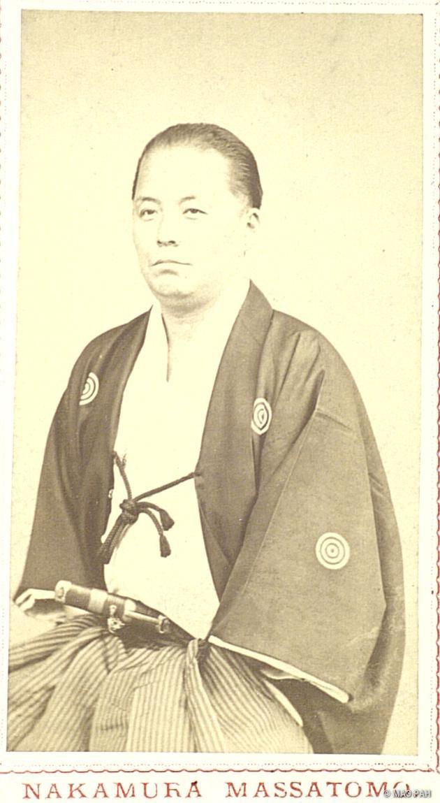 Портрет губернатора Осаки Нобору Ватанабэ