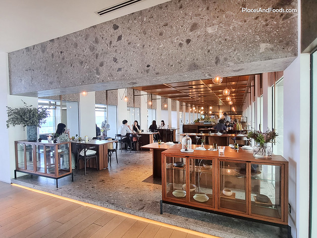 entier french dining alila hotel