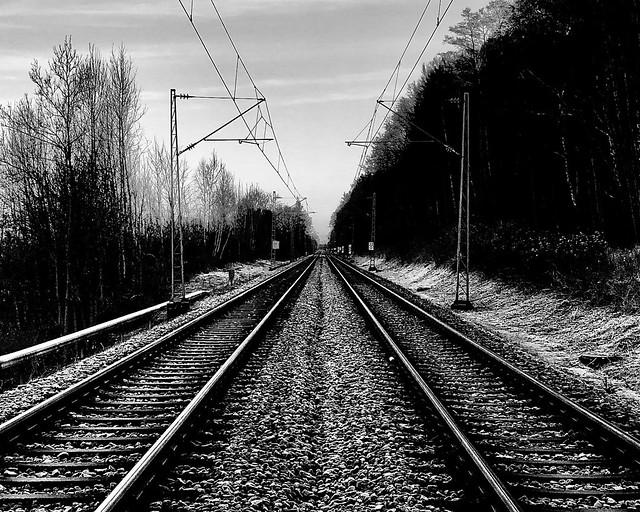I walk the line. emmering