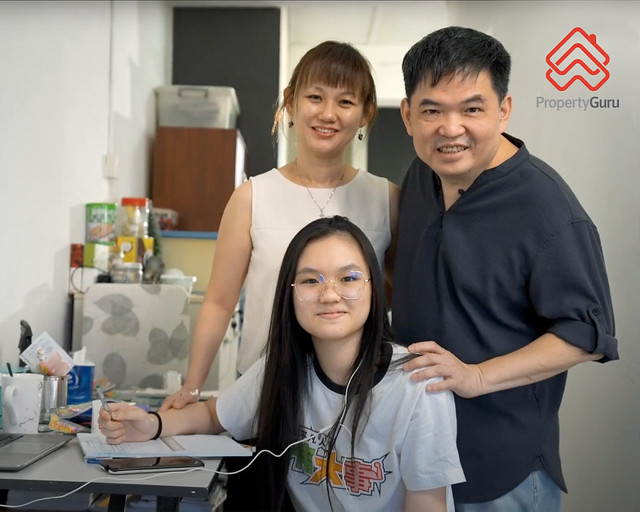 PropertyGuru Home Giveaway_Lim Ban Hing (far right)