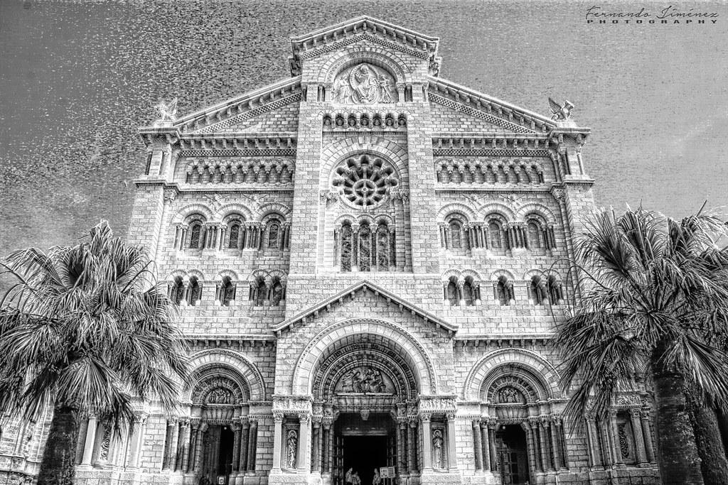 Catedral de Mónaco/Monaco Cathedral EXPLORE!