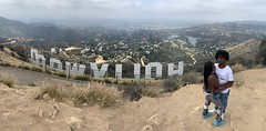 9:00am Sunday 9 May 2021 - HOLLYWOOD SIGN